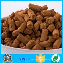 Spezielles Eisenoxid-Entschwefelungsmittel für konv