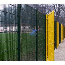 Puerta de malla de alambre de alta calidad