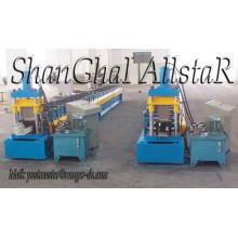 Gutter roll forming machine in Shanghai Allstar