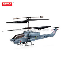 SYMA S108G control remoto de 3 canales Cobra helicóptero
