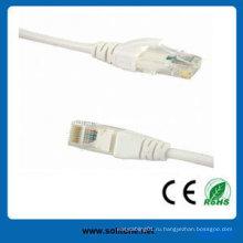 Патч-корд UTP CAT6, доступный в различных цветах и длинах