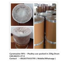 Geflügel verwenden Cyromazin 99% TC / Larvadex