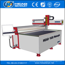 CE certificate HD1020-380 high pressure water jet glass cutting machine