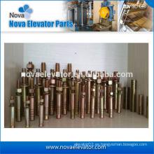 Amarillo Tornillo de anclaje de zinc m20 tornillo elevador anclaje pernos de anclaje m12