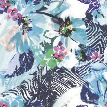 Mulheres vestem tecido de impressão digital de tecido (tld-0082)