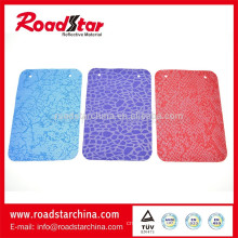 Printed fashion meshed reflective cloth