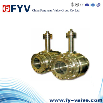 ASME Cryogenic Split-Body Ball Valves