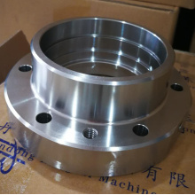 Leading Manufacturer for for Steel CNC Machined Parts Stainless Steel 304 Machined Flange supply to Switzerland Manufacturer