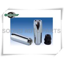 Boulons de blocage des roues du protecteur thermique, clés et manchons de verrouillage des roues spéciaux