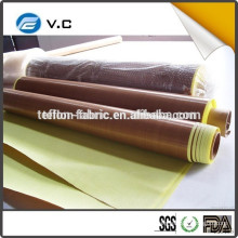 Teflon insulation tape Non-stick heat resistant fabric teflon adhesive tapes With Lowest Price                                                                         Quality Choice