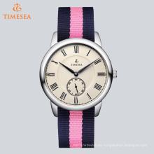 Reloj mecánico de cerámica de moda para mujer decorado con pedrería 71002
