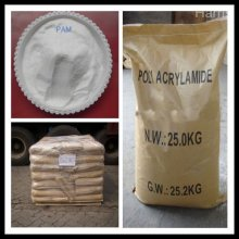 High Purity Polyacrylamide (Polyelectrolyte) Water Treatment