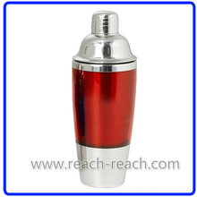 Coctelera de acero inoxidable de doble pared (R-S022)