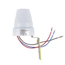 practical photocell road light sensor switch