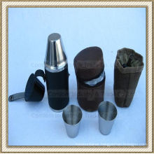 Stainless Steel Shot Glasses Set Personalized