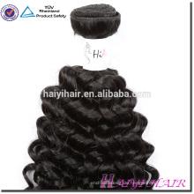 Private Label Großhandel Silky Glattes Haar Aliexpress Malaysische Afro Kinky Curl Nähen In Haarwebart