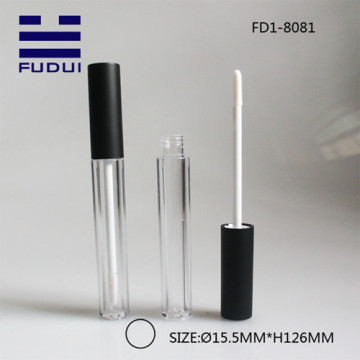 Beauty cosmetic packaging slim lip gloss tube wholesale