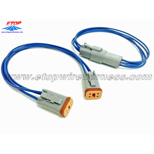 Conjunto de cable de conector AT