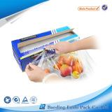 food packing pvc pe plastic wrap food grade cling film