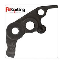 Personalización Piezas de fundición de inversión en piezas de hierro gris hierro