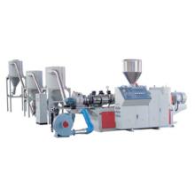 Plastik Pelletizng Line / Pellets, die Maschine herstellen