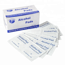 65*30mm Alcohol  Wet Wipes