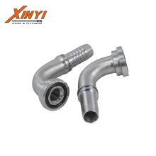 Good quality wholesales 87391 high pressure hydraulic hose 90 degree pipe flange fittings in Pipe Fitting