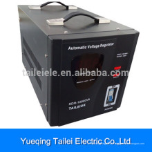 10kw, stabilisateur de tension du générateur CA 220v avec affichage numérique LED