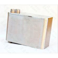 Échange de chaleur à plaques brasées de qualité supérieure 304 / 316L