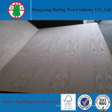 7.5mm Veneer Red Oak MDF for Egpt Market