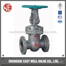 DIN standard wedge gate valve