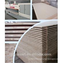18mm poplar / pine blockboard for solid floorboards