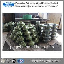 Gost estándar 12820-80 brida de acero inoxidable de ajuste de China proveedor