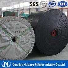 China hizo la banda transportadora de goma resistente al fuego del algodón