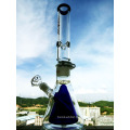 Base Beaker Perc Detached Pipe Shape Glass Smoking Water Pipe