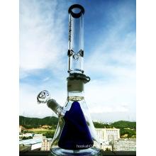 Base Beaker Perc Freistehendes Rohr Form Glas Rauchen Wasser Rohr