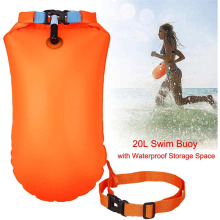 Outdoor Survival Open Water Swim Safety Buoy