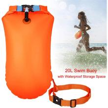 Boya de seguridad de natación de aguas abiertas de supervivencia al aire libre