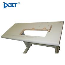 Mesa de la máquina de coser industrial DT0598 y soporte con elevador