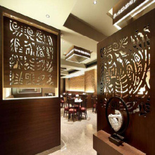 Indoor Decorative Metal Screens