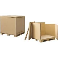 Corrugated Carton Shipping Box Customized Strong Brown Moving Honeycomb Carton