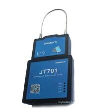 GPS Lock Units with RFID Cards for Unlocking