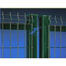 Покрынная PVC Загородка ячеистой 50X200 мм отверстие сетки