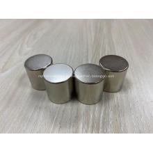 Ímãs de disco de neodímio 1 x 1 polegada