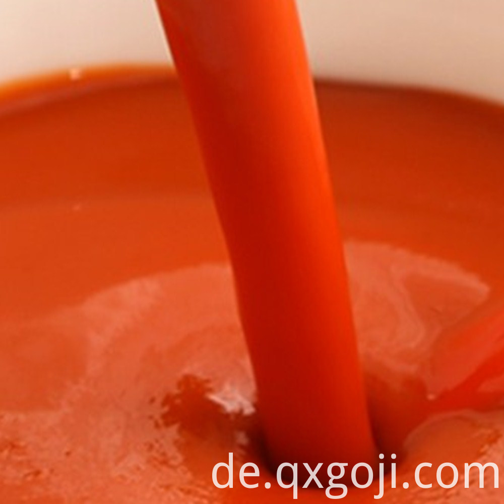 Wolfberry Juice Concentrate Goji Puree