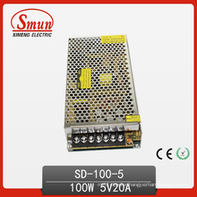 100W 5V DC to DC Switching Mode Power Supply