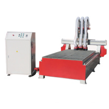 CNC Router with Multi Spindles for Wood Door Making (RJ-1313)