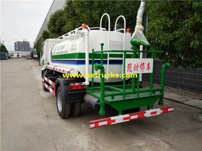 4200L Sprinkler Water Tanks