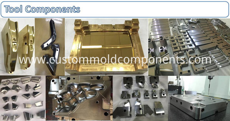Customized Machine Parts