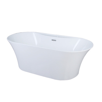 Modern Free Standing Deep Soaking Bath